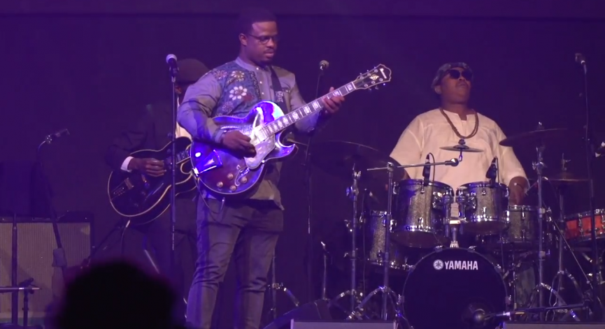 Billy Monama & Grazroots Project Live at the 19th Cape Town International Jazz Festival – 2018