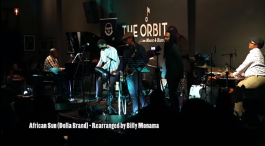 Dollar Brand Medley performed by Billy Monama & The Grazroots Project